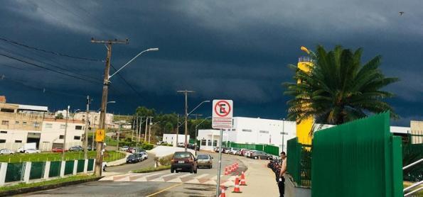 Brasil em alerta para temporais nesta quarta