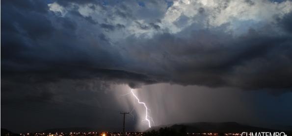 Risco de chuva forte em quase todos os estados do BR hoje