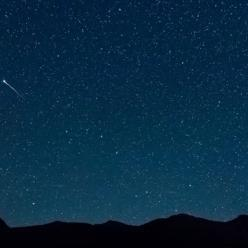Uma ducha de meteoros: 8 chuvas de meteoros até 14 de dezembro