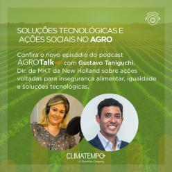 Soluções tecnológicas para a Agricultura de precisão