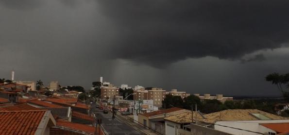 2020 termina com chuva forte em muitos estados do Brasil.