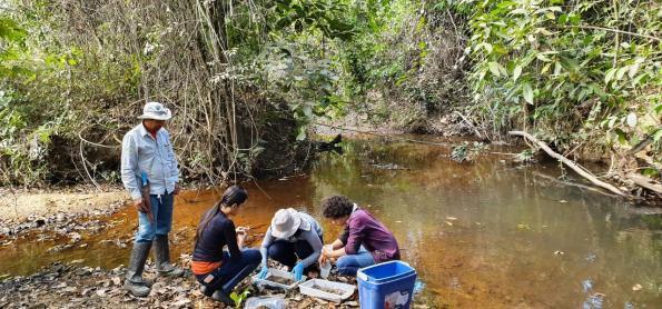Goiás tem pesquisa pioneira para análise de rios