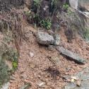 Risco de deslizamentos é alto no Sul do Brasil e sul de SP