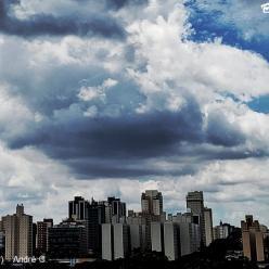 Segunda-feira abafada e com temporais no Brasil