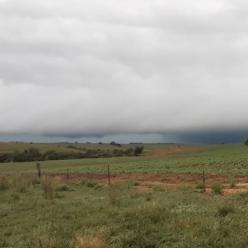 Alerta para temporais e ventania no Sul do Brasil