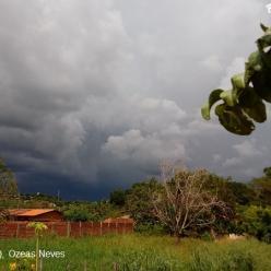 Nuvens de temporal crescem em todas as regiões do país