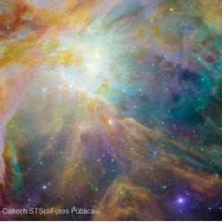 Caos no Coração da Nebulosa de Órion