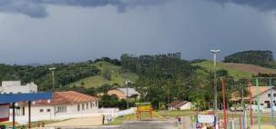 Janeiro termina com mais temporais no Sul do Brasil