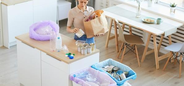 Sustentabilidade começa com pequenas atitudes dentro de casa