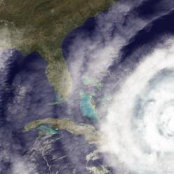 Interação do Atlântico Sul com os sistemas meteorológicos no BR