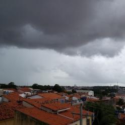 Risco de temporal no centro-norte do Brasil nos próximos dias