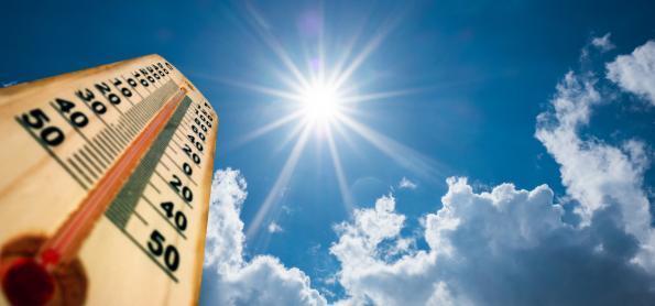 Altas temperaturas aumentam riscos de doenças