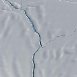 Iceberg do tamanho do Rio de Janeiro se desprendeu da Antártida