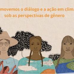 As mulheres e a crise climática