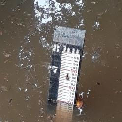 Cheia de rios na Bacia do Rio Parnaíba, Muriaé, Xingu preocupa