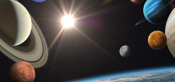 O movimento aparente dos planetas