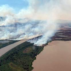 Número de queimadas aumenta no Nordeste