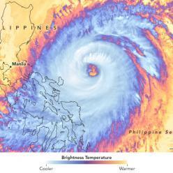 Tufão Surigae ainda deixa Filipinas em alerta
