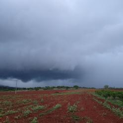 Risco de chuva forte no Sudeste, Norte, Nordeste e Centro-Oeste