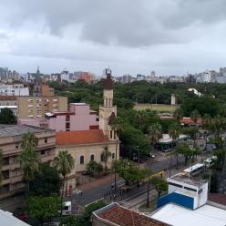 Nova frente fria avança pelo Sul do Brasil