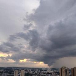 Frente fria muda o tempo em São Paulo nesta semana