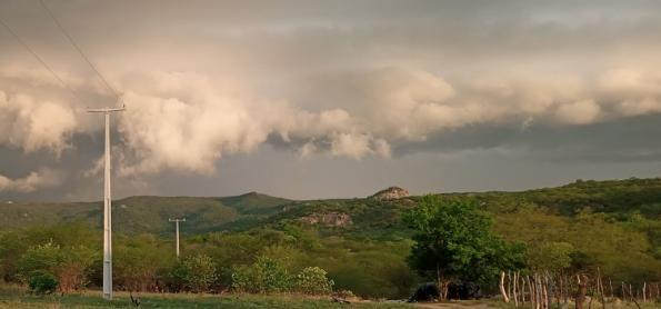 Nordeste tem chuva forte nos próximos dias