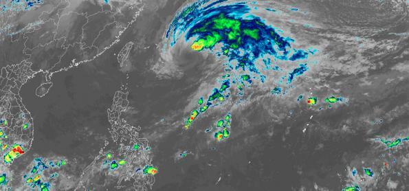 Surigae foi rebaixado para tempestade tropical