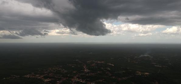 Chuva forte entre no AP, PA, MA, PI e CE