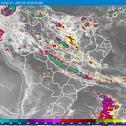 Tempo seco predomina nesta terça-feira no Brasil