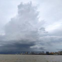 Risco de chuva forte em várias capitais
