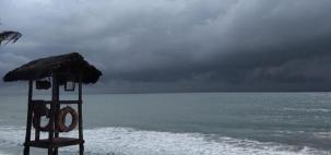 Atenção para muita chuva no litoral do CE, RN, PB e PE