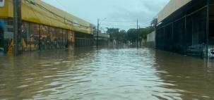 Chuva diminui no litoral de PE e da PB e aumenta entre RN e MA
