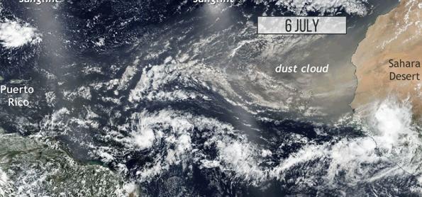 Cientistas mapeiam rios carregados de partículas no céu