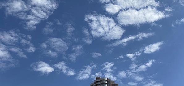 Sexta-feira de tempo seco na maior parte do Brasil