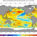 Pacífico está sob neutralidade, diz NOAA