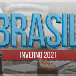 Previsão para o inverno 2021 em todo o Brasil