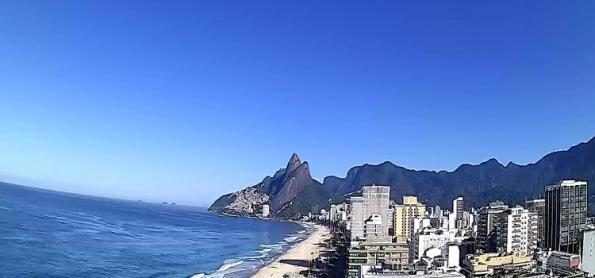 Novo recorde de frio na cidade do Rio de Janeiro