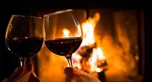 Frio? Que tal um vinho para acompanhar?