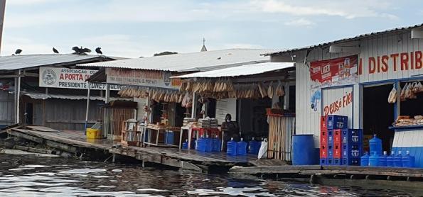 450 mil sofrem com maior cheia da história da Bacia Amazônica