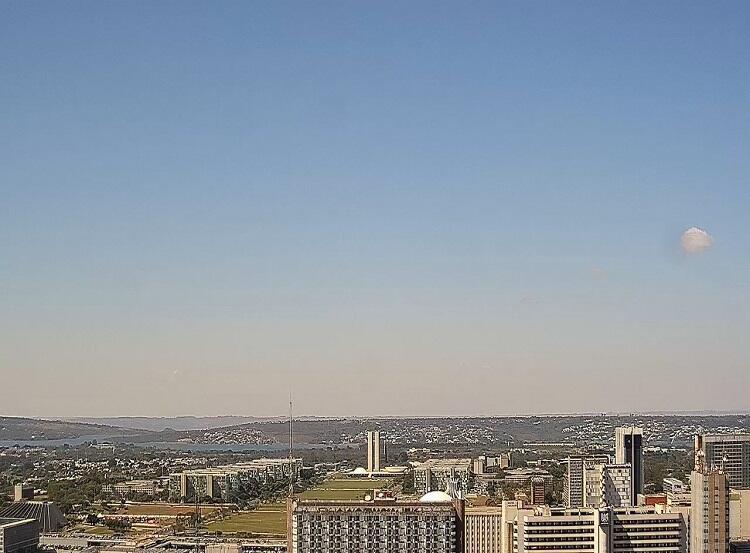 Brasília/DF por Clima ao Vivo