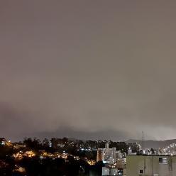 Sul do Brasil em alerta para temporais e começa a esfriar