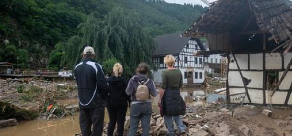 Como se preparar para enchentes extremas?