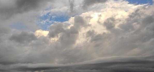 Chuva aumenta no Sul do Brasil e Sudeste fica mais quente