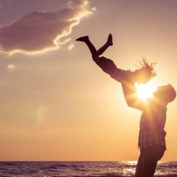 Dia dos Pais com sol e calor no RJ