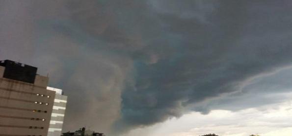 Rio Grande do Sul em perigo para tempestades