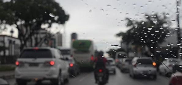 Alerta para temporais no Norte do Brasil