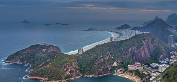 Frente fria traz mudanças bruscas no tempo para o Rio de Janeiro