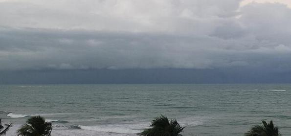 Chuva aumenta na costa leste do Nordeste ao longo da semana