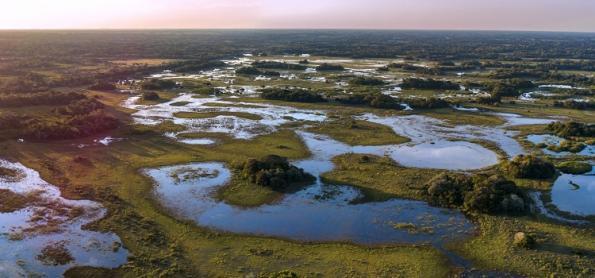 Brasil perdeu 15% das áreas de água doce em três décadas