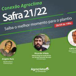 É hoje! Conexão Agroclima